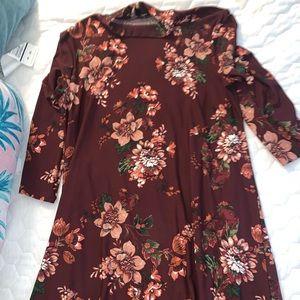 Dresses & Skirts - Turtleneck dress! Only worn twice